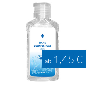 HAND-SANITIZER-GEL 50 ml