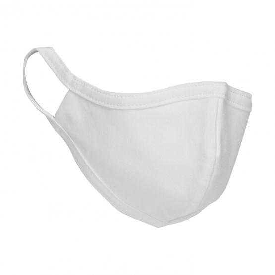 Mundschutz Maske Weiß